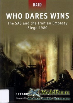 Osprey - Raid 4 - Who Dares Wins: The SAS and the Iranian Embassy Siege 1980