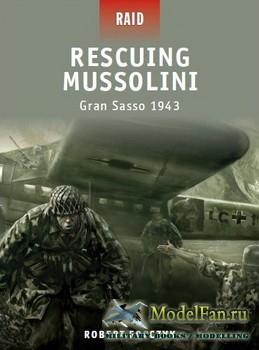 Osprey - Raid 9 - Rescuing Mussolini: Gran Sasso 1943
