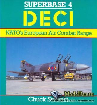 Osprey - Superbase 4 - Deci: NATO's European Air Combat Range
