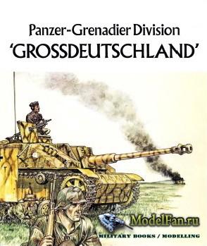 Osprey - Vanguard 2 - Panzer-Grenadier Division 'Grossdeutschland'