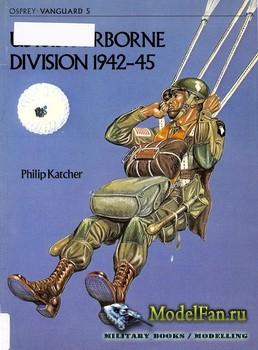 Osprey - Vanguard 5 - US 101 Airborne 1942-45