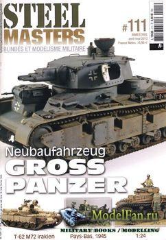 Steel Masters №111 (2012)