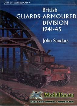Osprey - Vanguard 9 - British Guards Armoured Division 1941-45