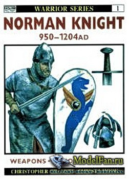 Osprey - Warrior 1 - Norman Knight 950–1204 AD