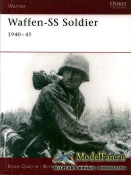 Osprey - Warrior 2 - Waffen-SS Soldier 1940-45