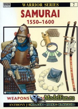 Osprey - Warrior 7 - Samurai 1550-1600