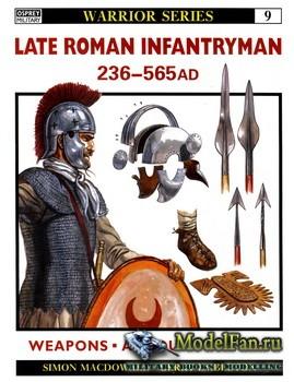 Osprey - Warrior 9 - Late Roman Infantryman 236–565AD