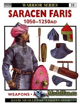 Osprey - Warrior 10 - Saracen Faris 1050-1250AD