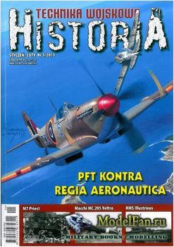 Technika Wojskowa Historia №1 2013
