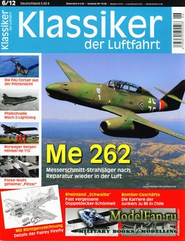Klassiker der Luftfahrt №6 2012
