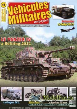 Vehicules Militaires №41 (2011)