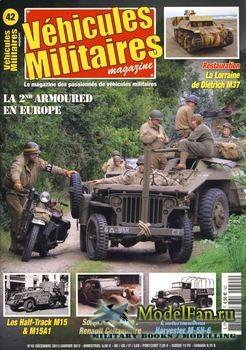 Vehicules Militaires №42 (2011)