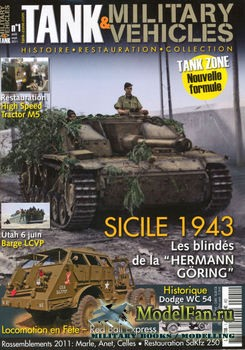 Tank & Military Vehicles №1 2011