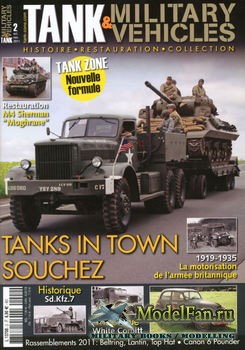 Tank & Military Vehicles №2 2011