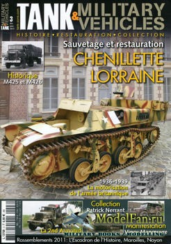 Tank & Military Vehicles №3 2011