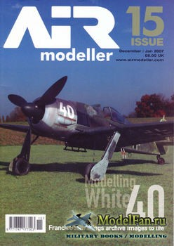 AIR Modeller - Issue 15 (December/January) 2007