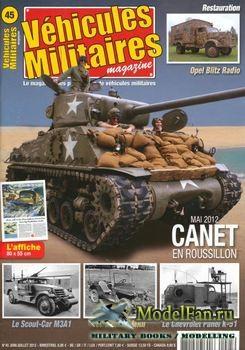 Vehicules Militaires №45 (2012)