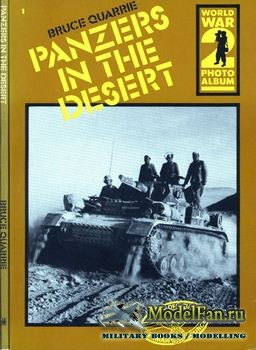 Panzers in the Desert (Bruce Quarrie)