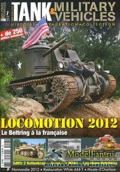 Tank & Military Vehicles №7 2012