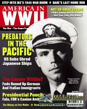 America in WWII (April 2013)
