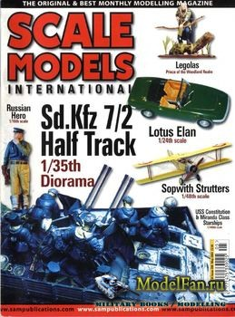 Scale Models International №5 2004