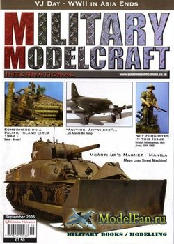 Military Modelcraft International (September 2005)