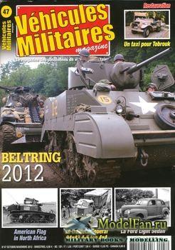 Vehicules Militaires №47 (2012)