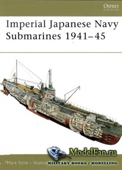 Osprey - New Vanguard 135 - Imperial Japanese Navy Submarines 1941-45