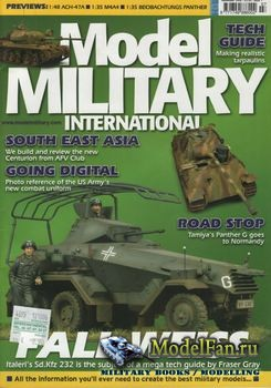 Model Military International Issue 7 (November 2006)