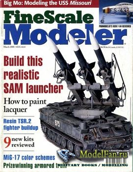 FineScale Modeler Vol.18 №3 (March 2000)