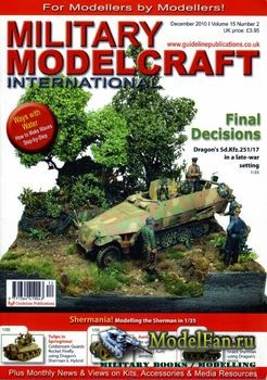 Military Modelcraft International (December 2010) Vol.15 №2