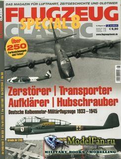Flugzeug Classic Special №8 2011