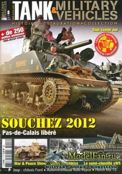 Tank & Military Vehicles №8 2012