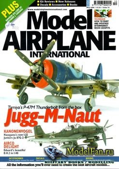 Model Airplane International №10 (May 2006)