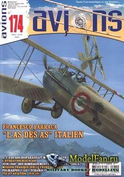 Avions №174 (Март/Апрель 2010)