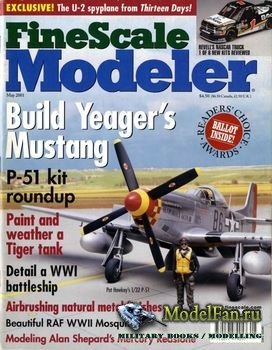 FineScale Modeler Vol.19 №5 (May 2001)