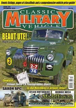 Classic Military Vehicles №139 (December 2012)