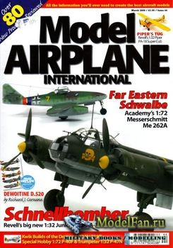 Model Airplane International №44 (March 2009)