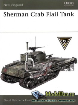 Osprey - New Vanguard 139 - Sherman Crab Flail Tank