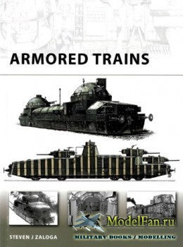 Osprey - New Vanguard 140 - Armored Trains