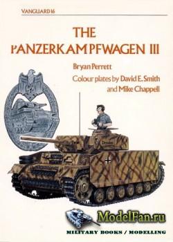 Osprey - Vanguard 16 - The Panzerkampfwagen III