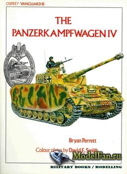 Osprey - Vanguard 18 - The Panzerkampfwagen IV