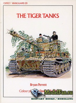 Osprey - Vanguard 20 - The Tiger Tank