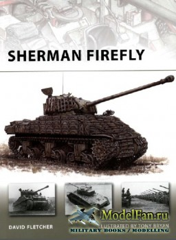 Osprey - New Vanguard 141 - Sherman Firefly
