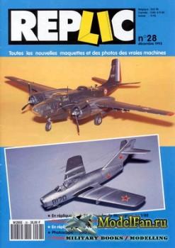 Replic №28 (1993) - Douglas A-26C Invader, MiG-15