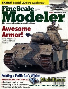FineScale Modeler Vol.20 №9 (November) 2002