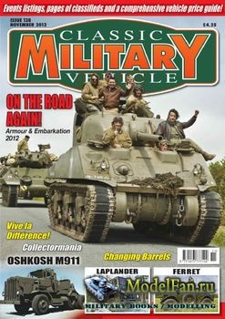 Classic Military Vehicles №138 (November 2012)