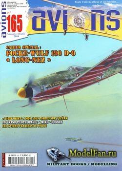 Avions №165 (Сентябрь/Октябрь 2008)