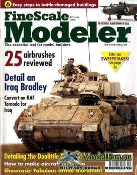 FineScale Modeler Vol.22 №2 (February) 2004