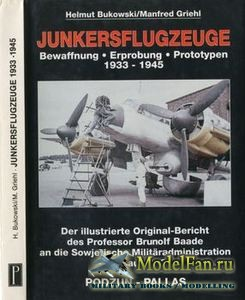 Junkersflugzeuge 1933-1945 (Helmut Bukowski, Manfred Griehl)